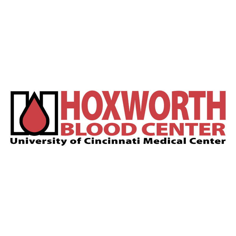Hoxworth Blood Center vector