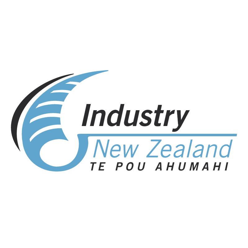 Industry New Zealand vector logo