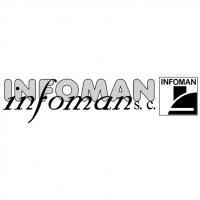 Infoman vector