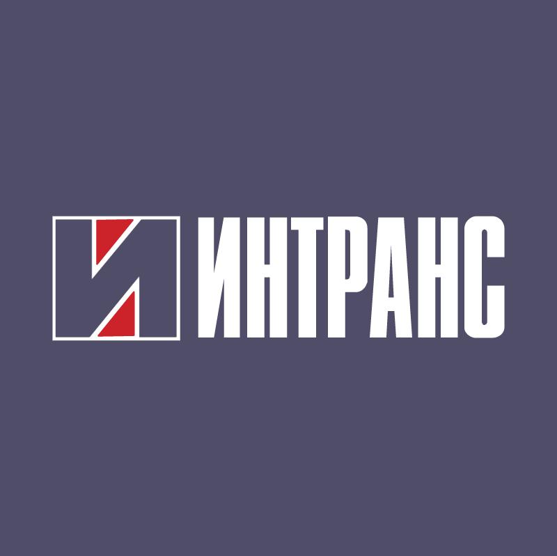 Intrans vector logo