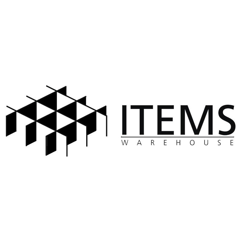Items Warehouse vector