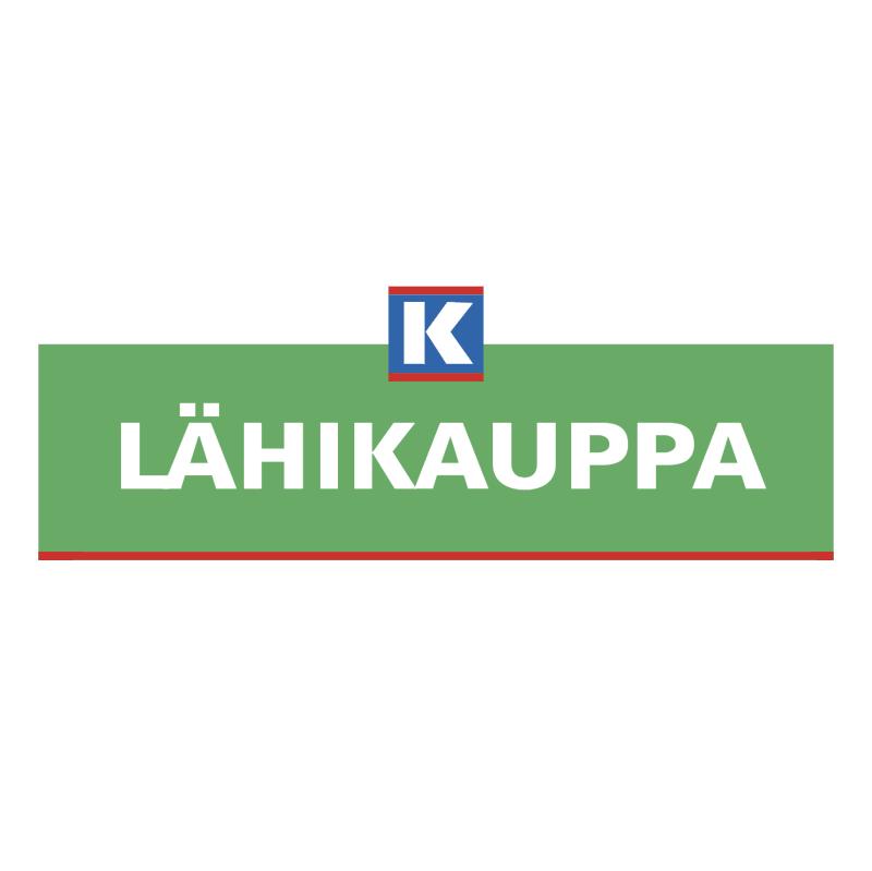 K Lahikauppa vector logo
