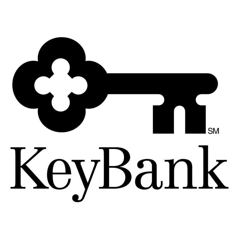 Key Bank vector