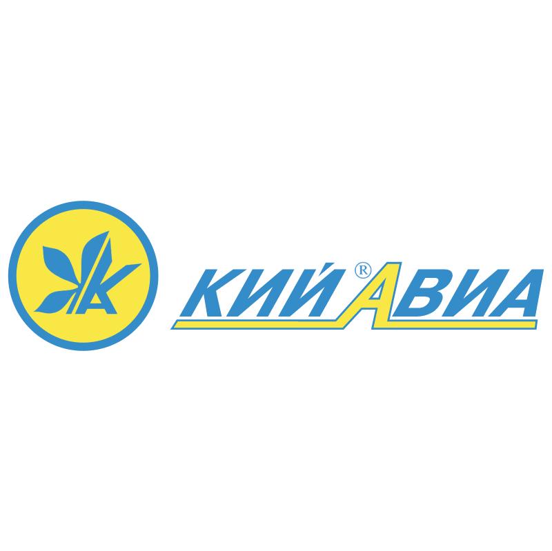 Kiy Avia vector logo