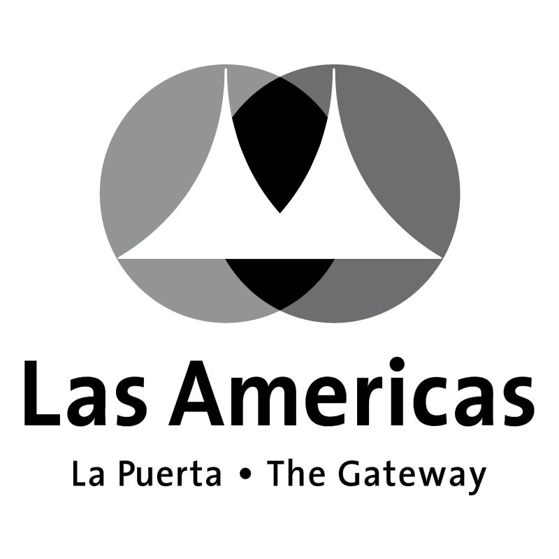 Las Americas vector