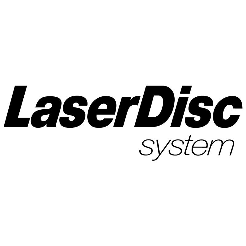 Laser Disc System vector