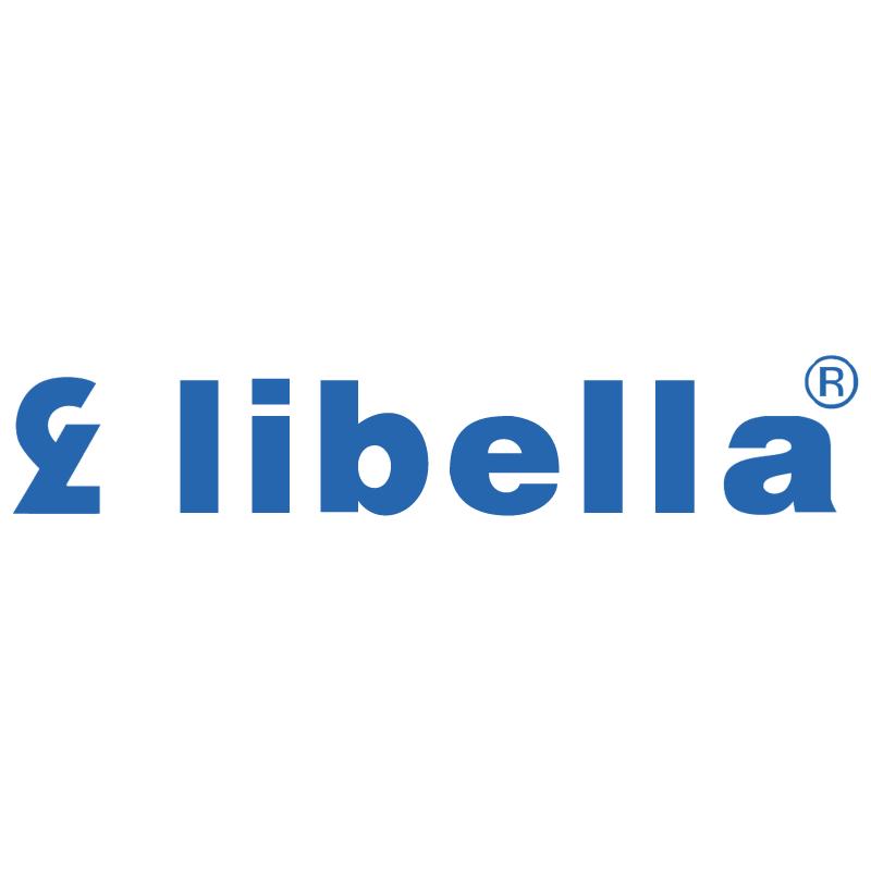 Libella vector logo