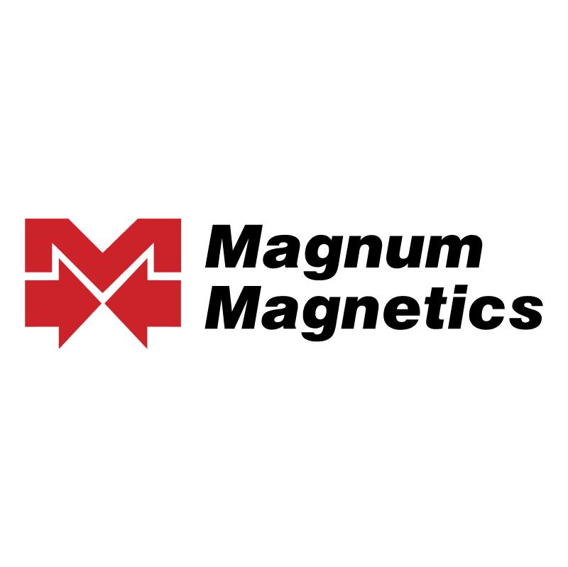 Magnum Magnetics vector