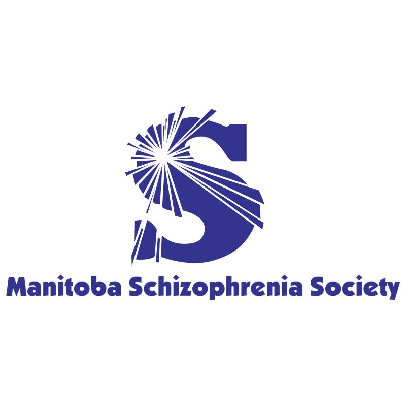 Manitoba Schizophrenia Society vector