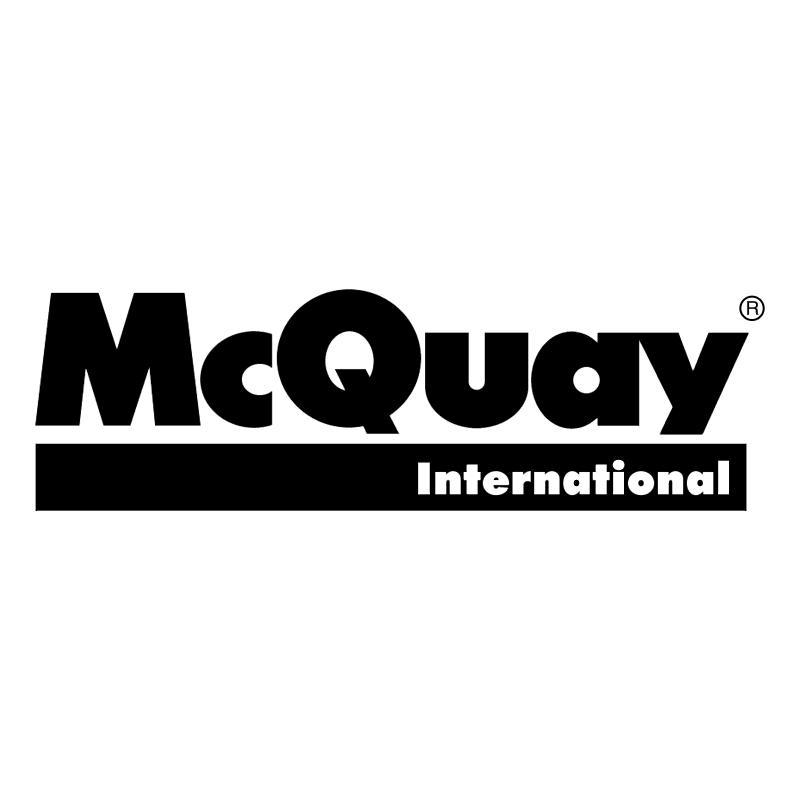 McQuay vector