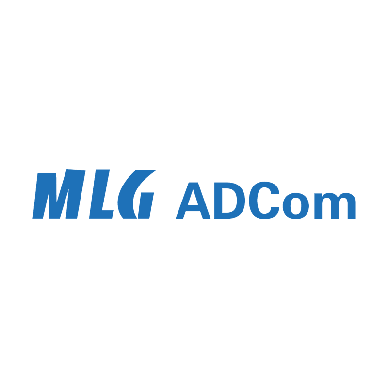 MLG ADCom vector logo