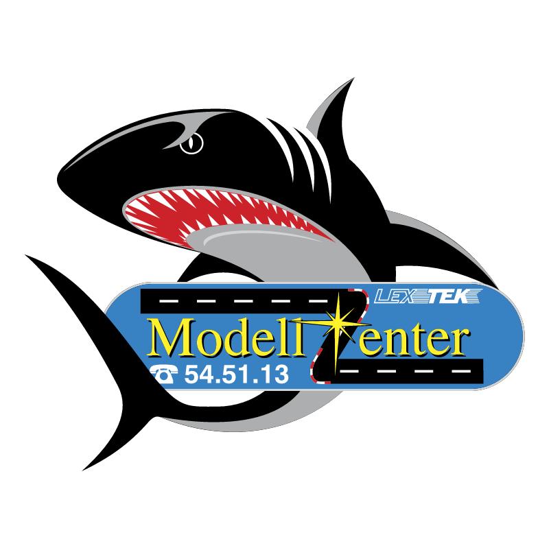 Modellzenter vector logo