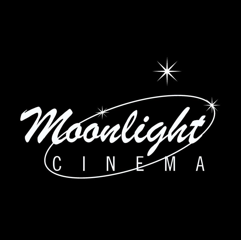 Moonlight Cinema vector