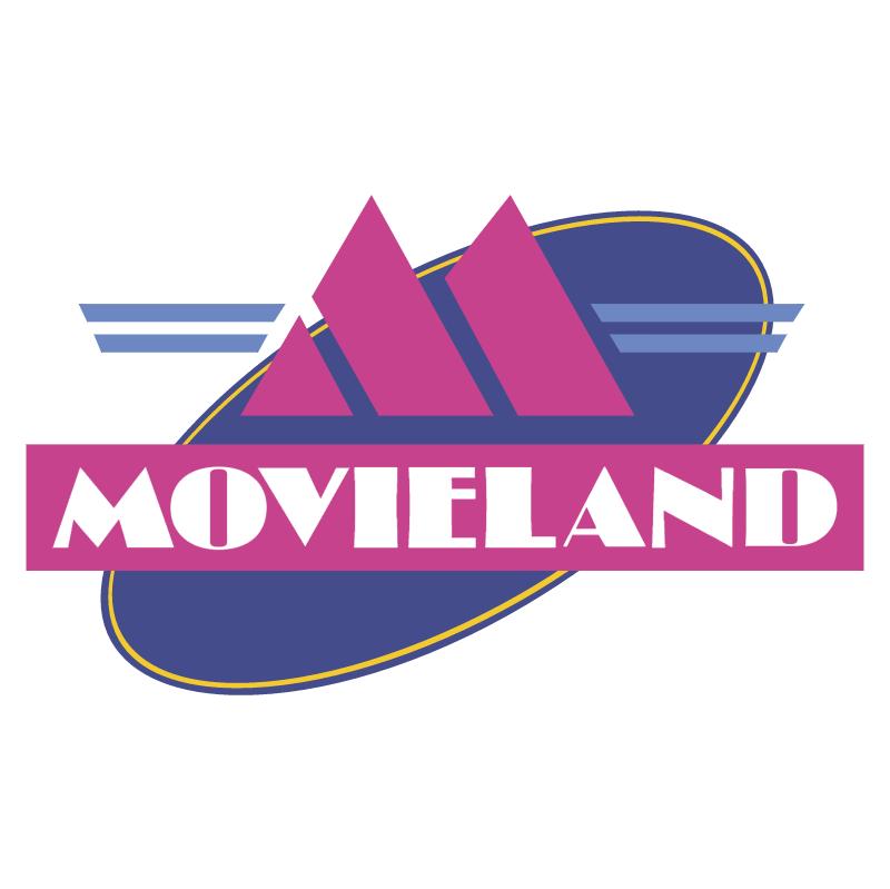 Movieland vector