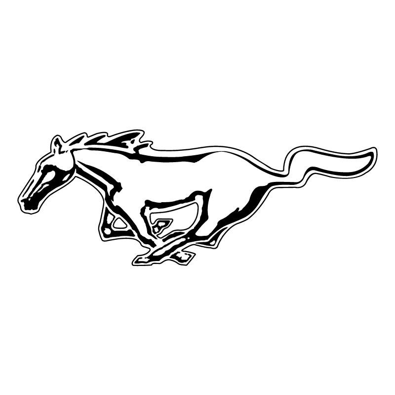 Mustang vector