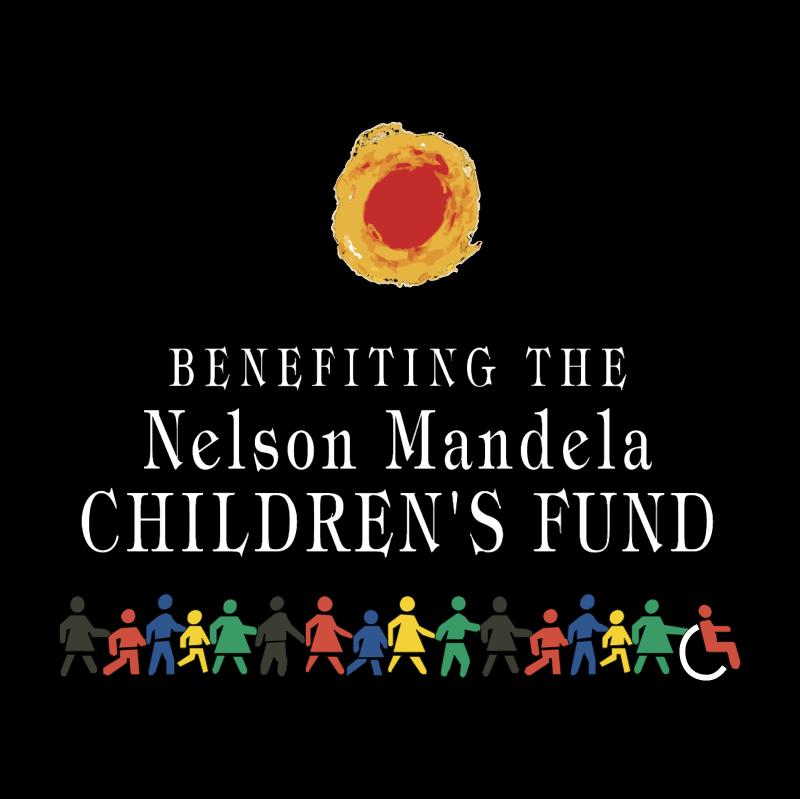 Nelson Mandela Children's Fund vector logo