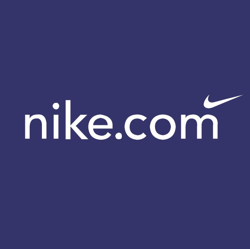 nike com vector logo