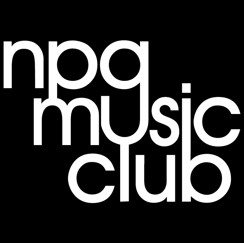 NPG Music Club vector