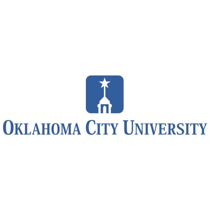 Oklahoma City University vector