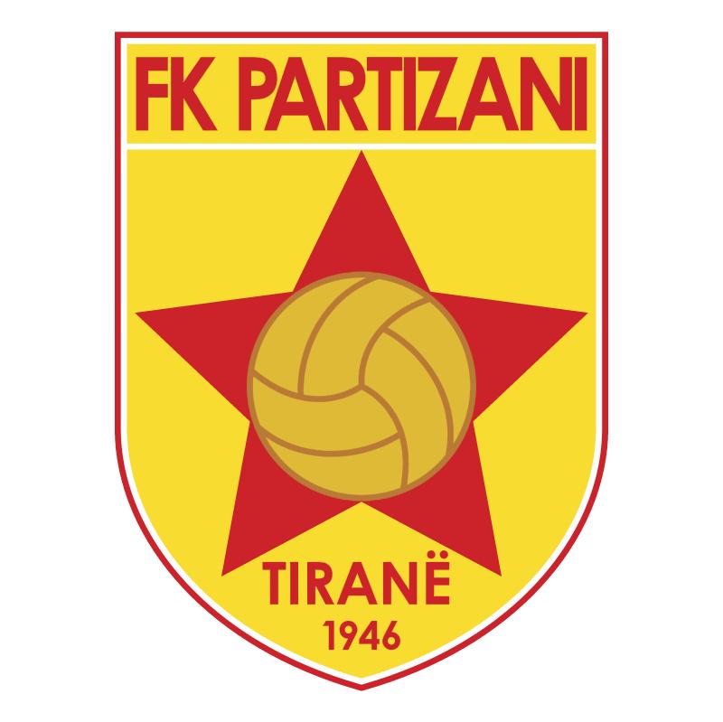 Partizani Tirane vector