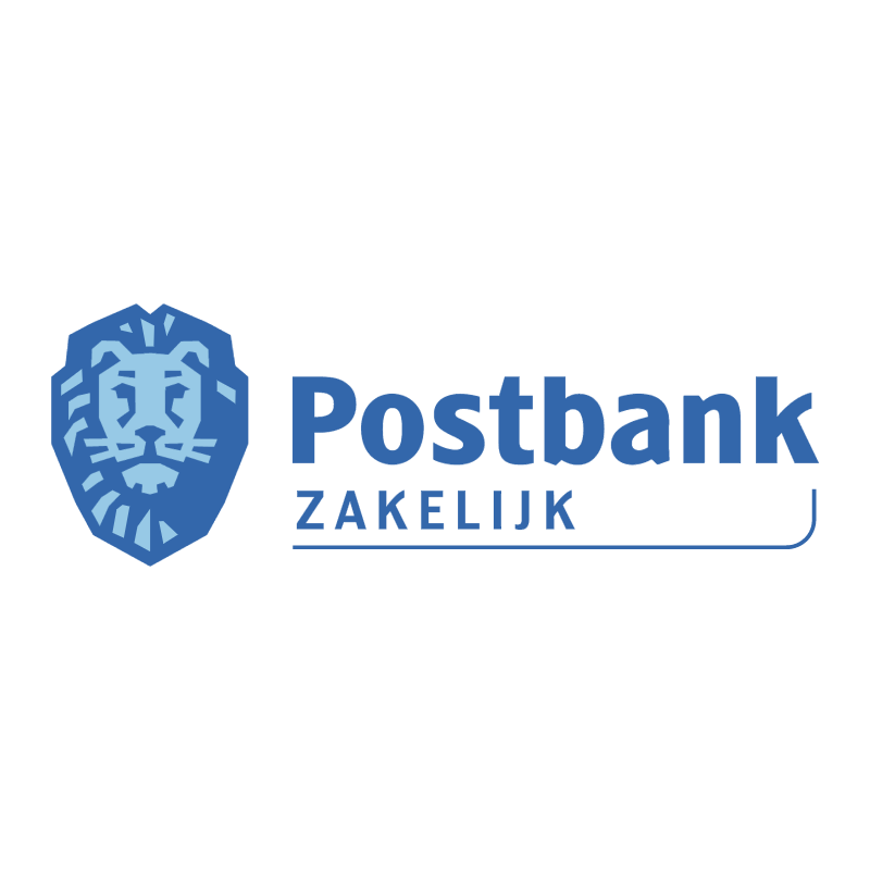 Postbank Zakelijk vector