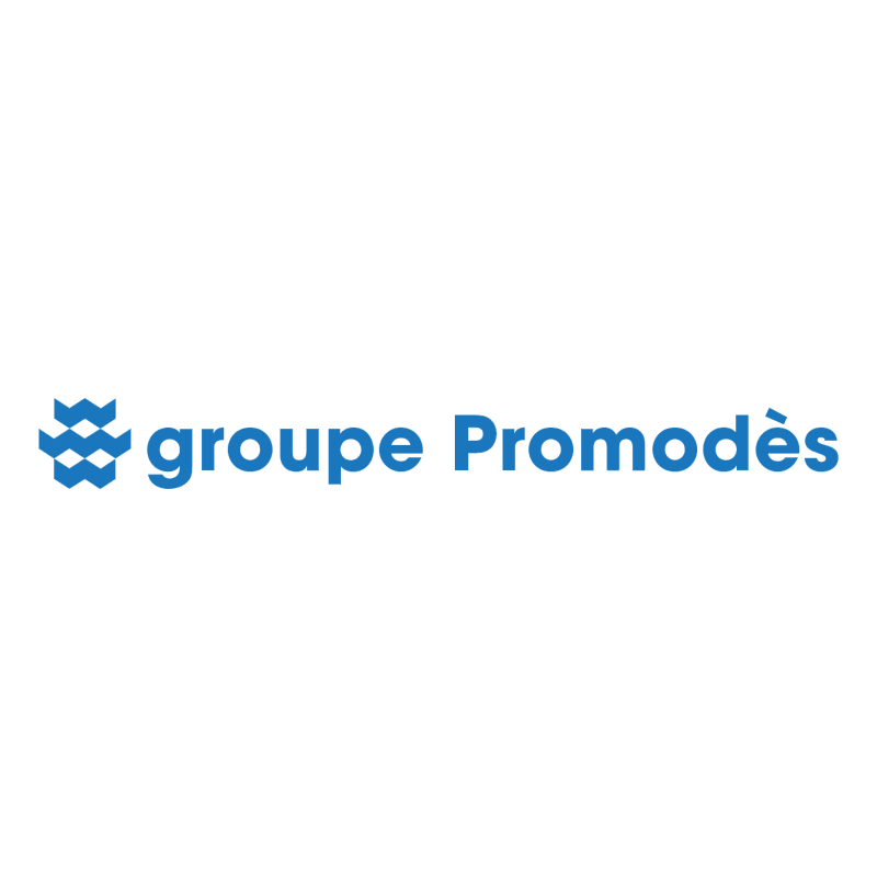 Promodes Groupe vector logo