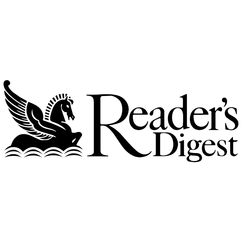 Reader's Digest vector logo