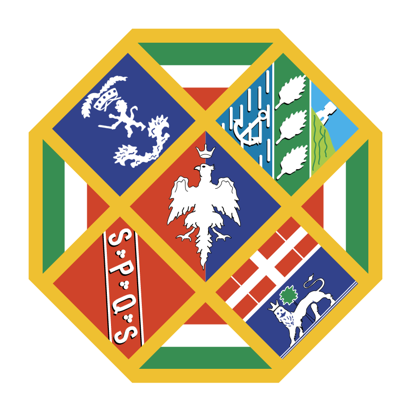 Regione Lazio vector