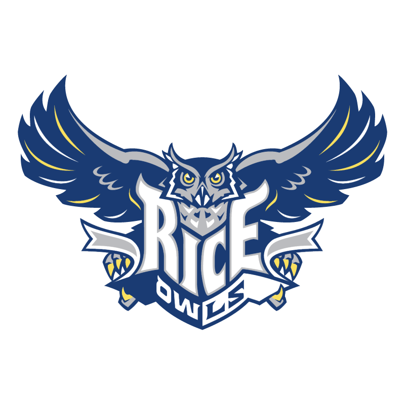 Rice Owls vector