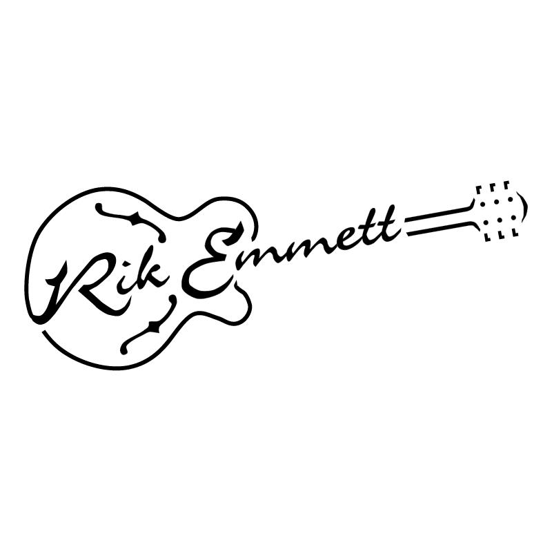 Rik Emmett vector