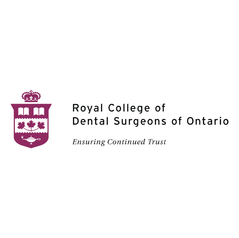 Royal College of Dental Surgeons of Ontario vector