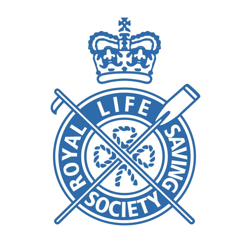 Royal Life Saving Society vector logo