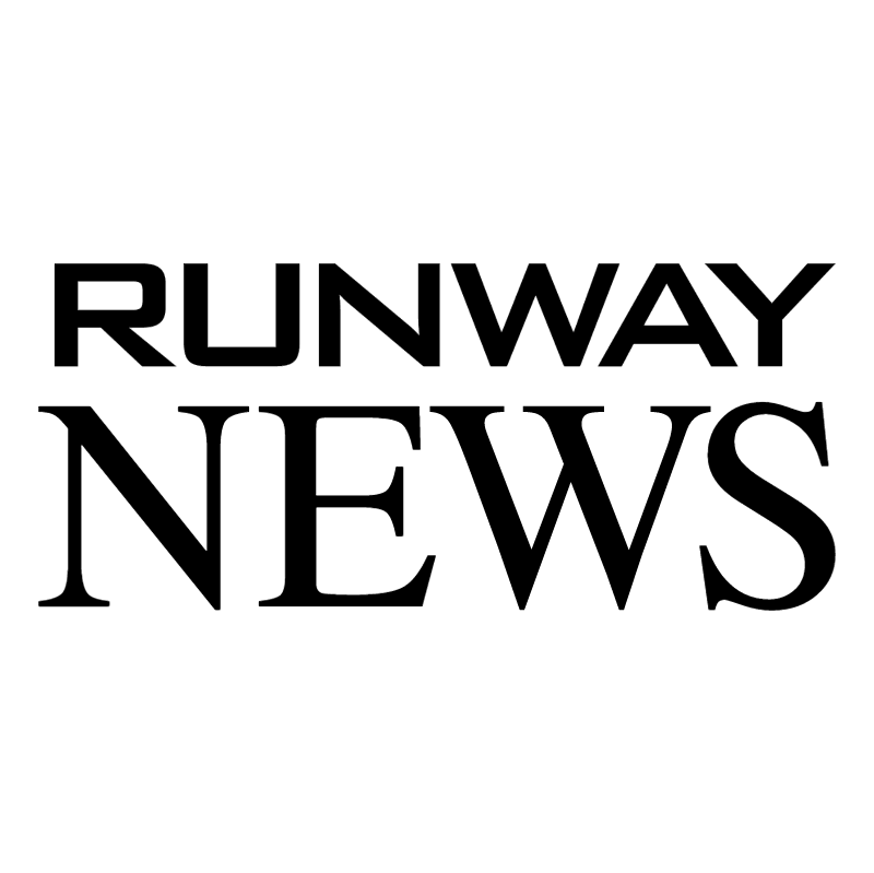Runway News vector