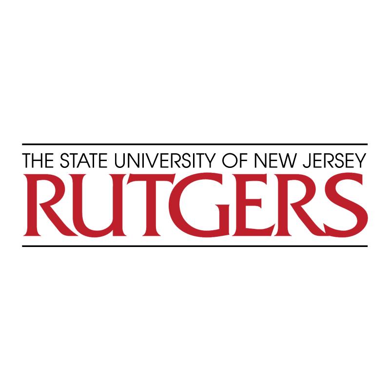 Rutgers University vector