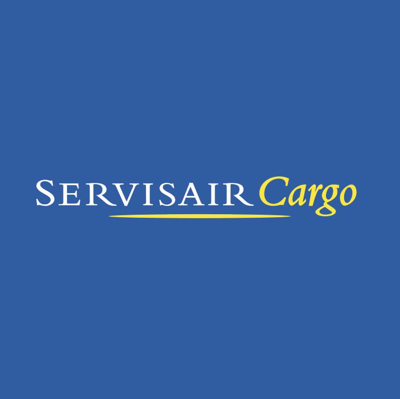 Servisair Cargo vector logo