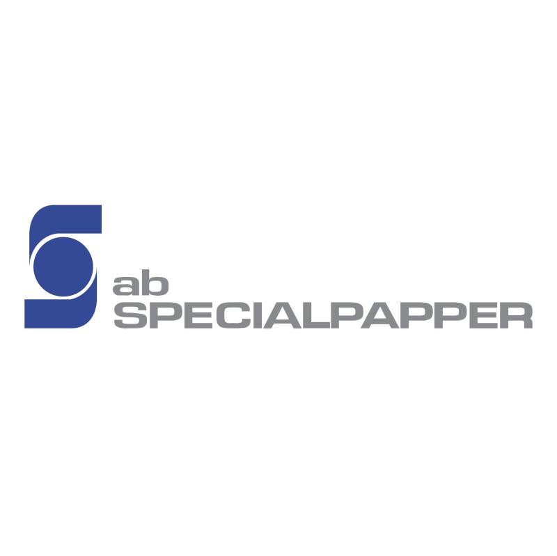 Specialpapper vector