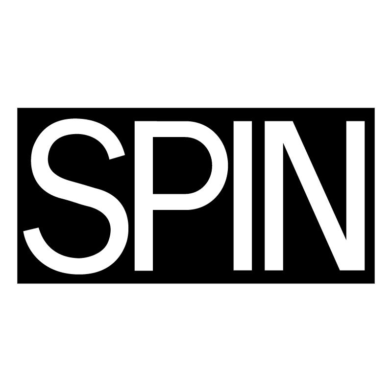 Spin vector logo