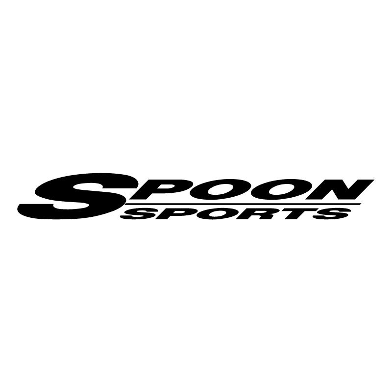 Spoon Sports vector logo