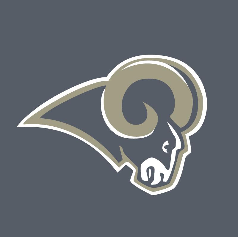 St Louis Rams vector