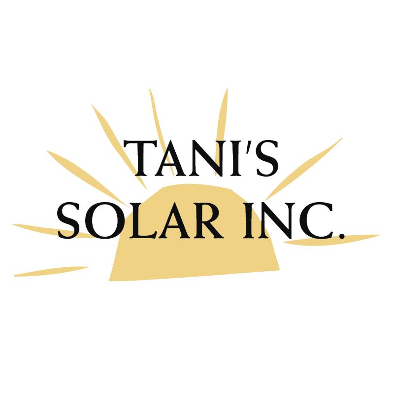 Tani s Solar vector logo