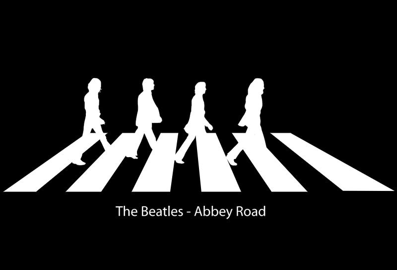 The Beatles AR vector