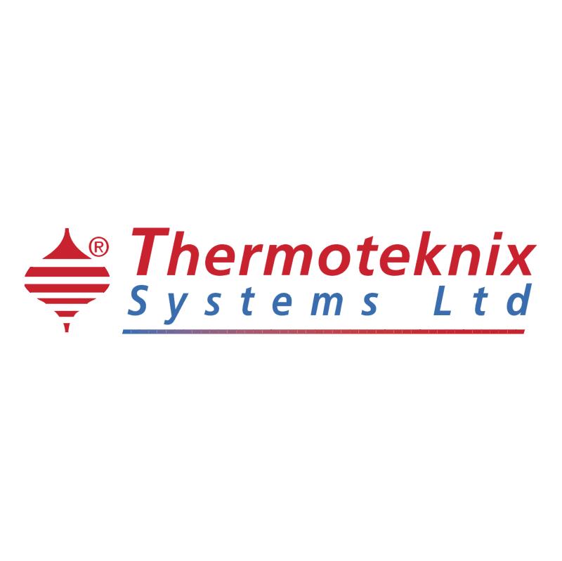 Thermoteknix Systems Ltd vector logo