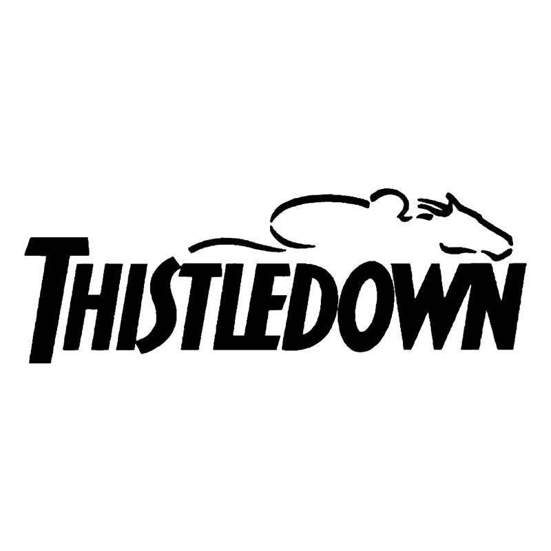 Thistledown vector logo