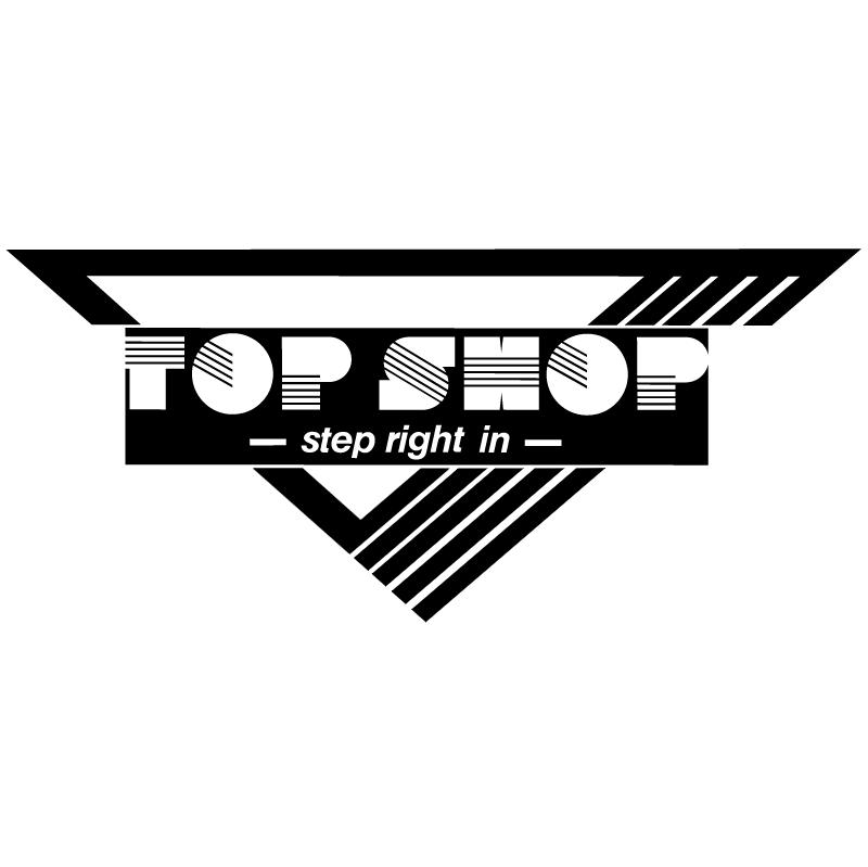 TopShop vector