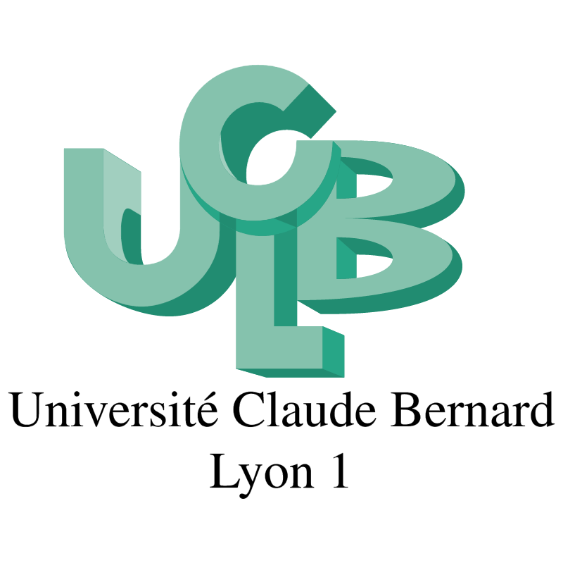 Universite Claude Bernard Lyon1 vector