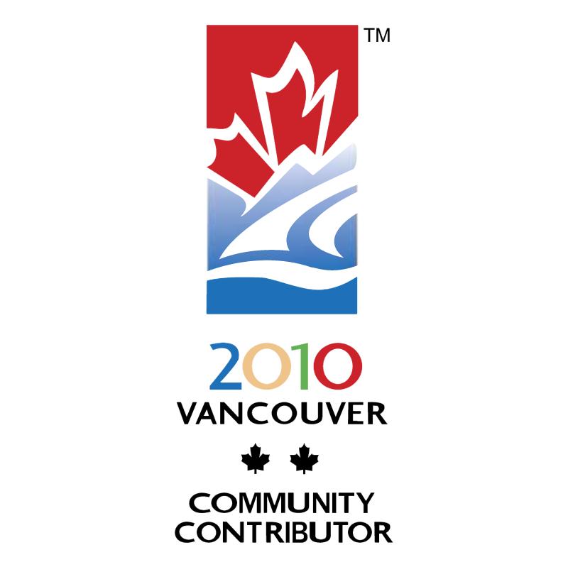 Vancouver 2010 vector