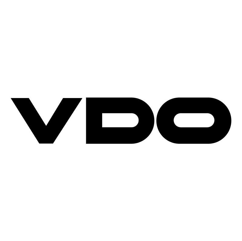 VDO vector logo