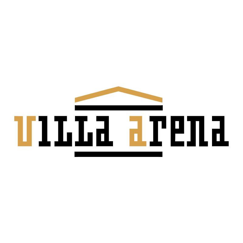 Villa Arena vector logo