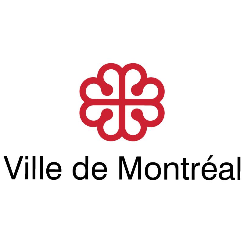 Ville de Montreal vector