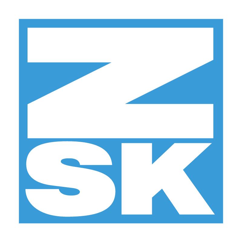 ZSK vector logo